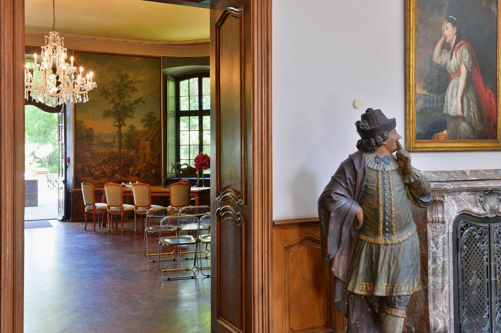 Trauung in Schloss Wahn – gesehen bei frauimmer-herrewig.de