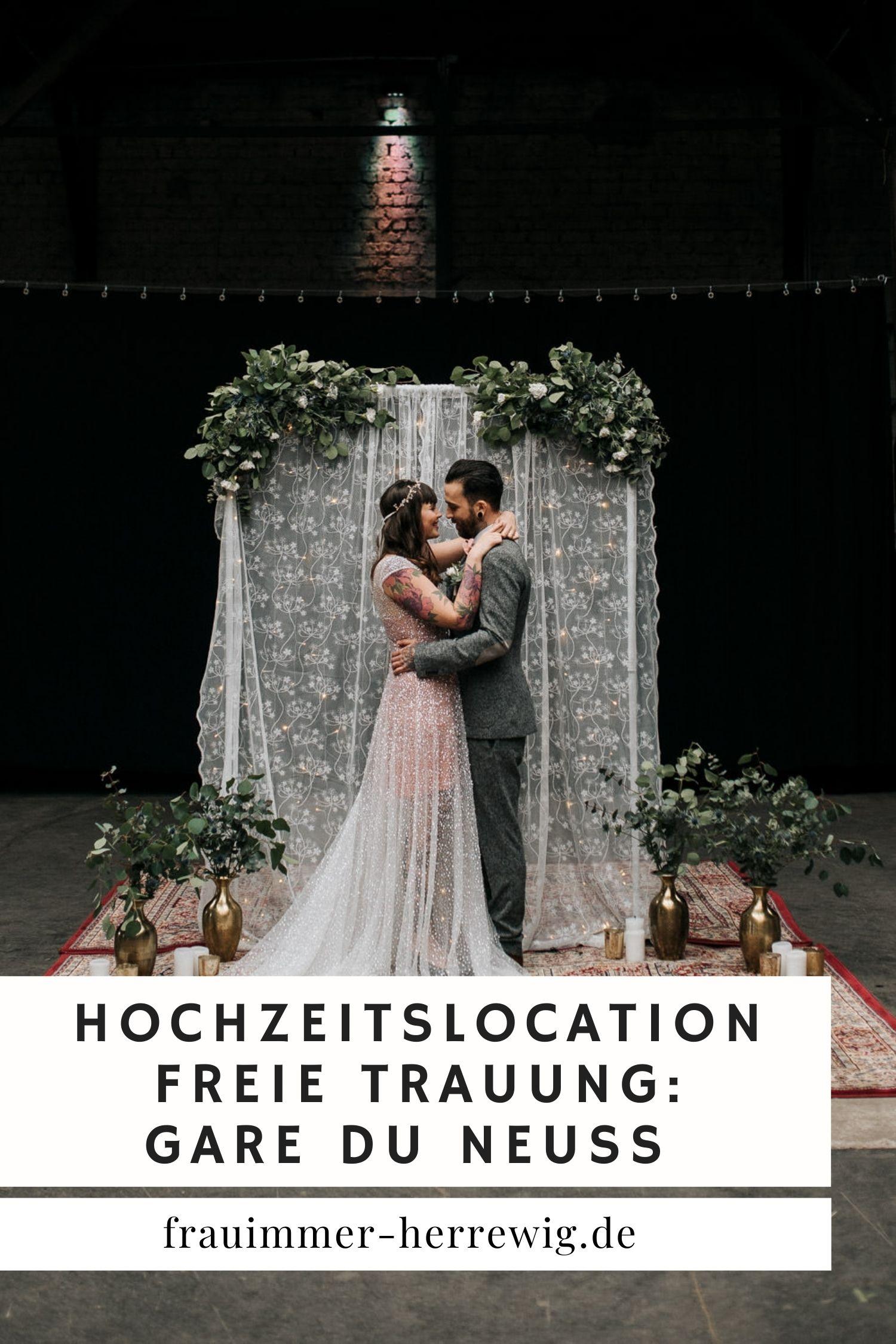 Hochzeitslocation freie trauung gare du neuss – gesehen bei frauimmer-herrewig.de