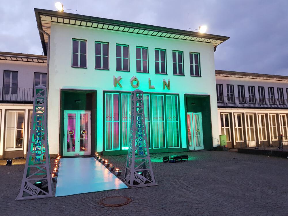 historische Hochzeitslocation Köln Außenansicht – gesehen bei frauimmer-herrewig.de
