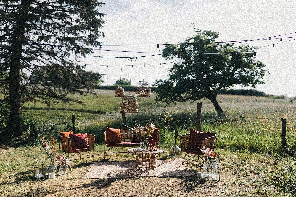 California Lounge für eure Hochzeitsfeier mieten – gesehen bei frauimmer-herrewig.de
