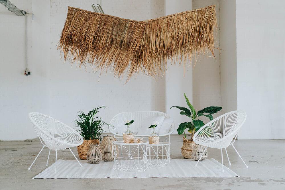 Caribic Lounge für eure Hochzeitsfeier – gesehen bei frauimmer-herrewig.de