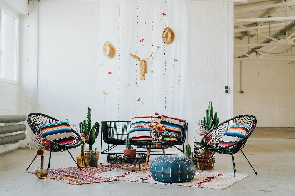Mexico Lounge für eure Hochzeit – gesehen bei frauimmer-herrewig.de
