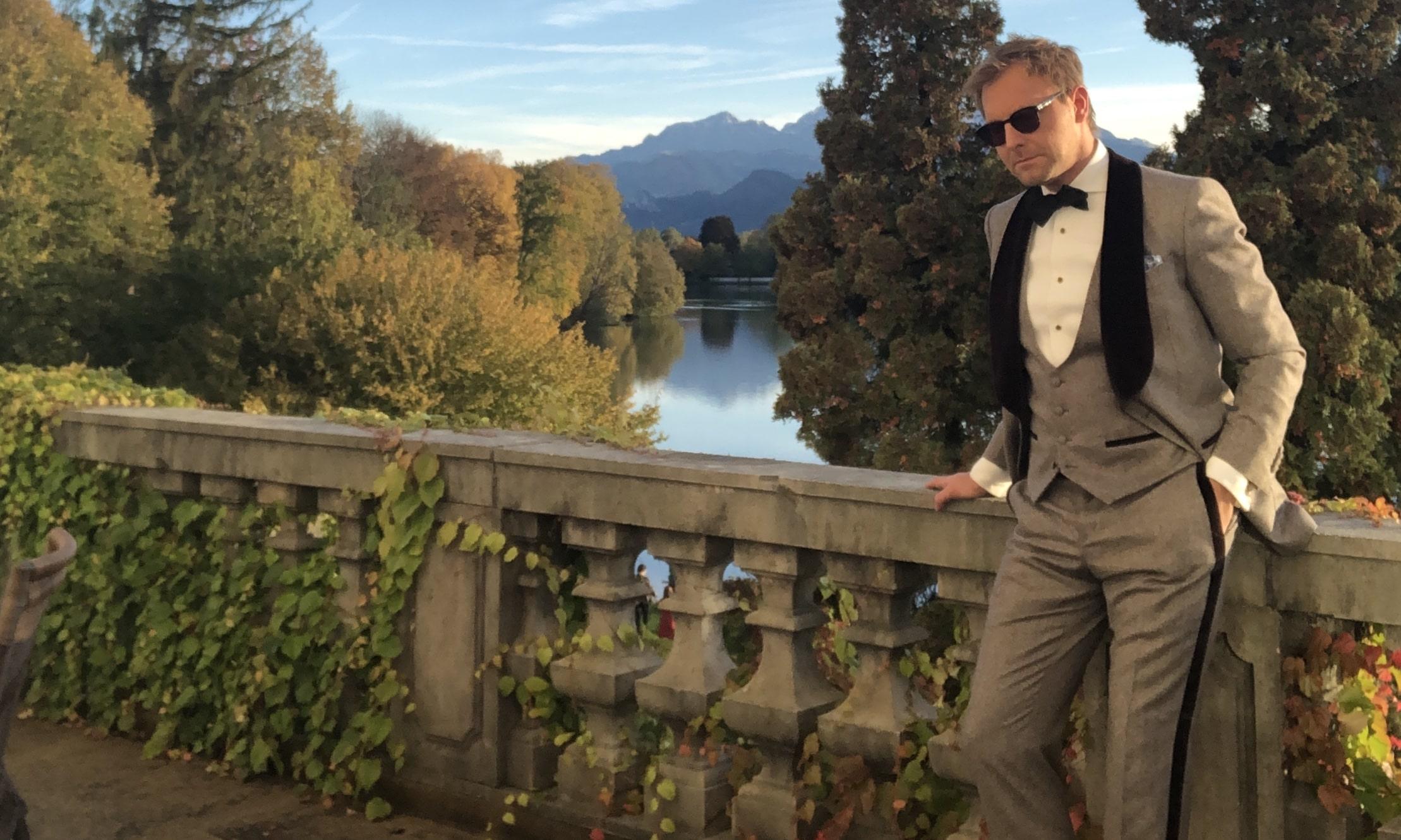 Hochzeits-DJ Oskar – gesehen bei frauimmer-herrewig.de