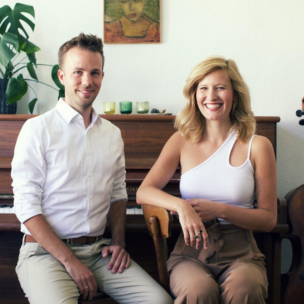 Piano & Cello - Duo für Ihre Hochzeit – gesehen bei frauimmer-herrewig.de