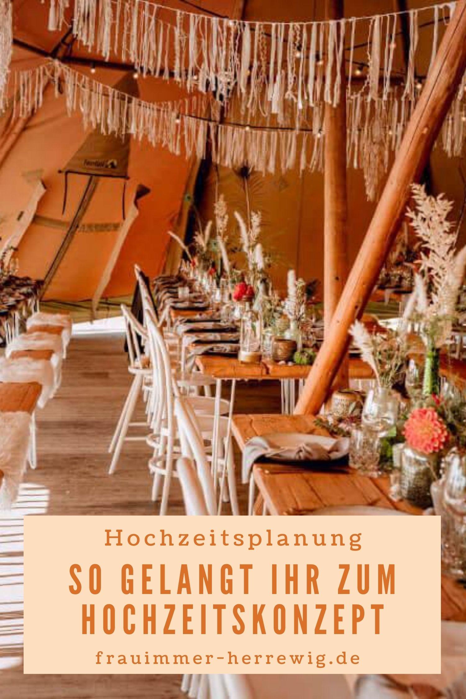 Hochzeitsplanung hochzeitskonzept – gesehen bei frauimmer-herrewig.de