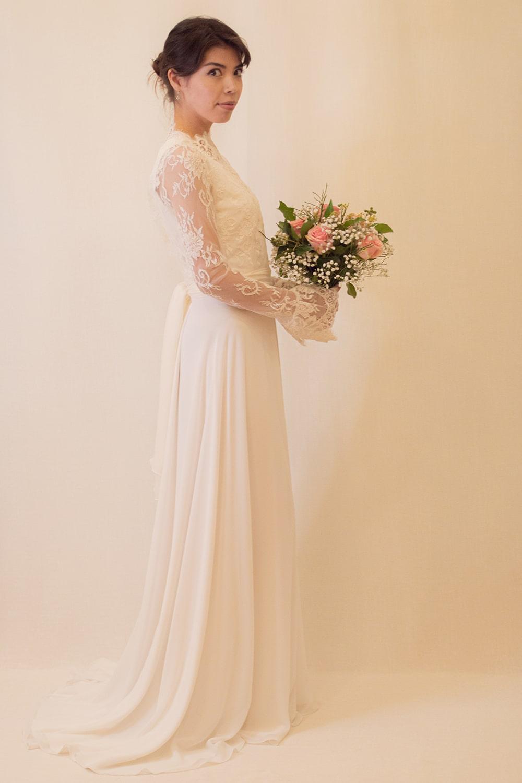 Hochzeitskleid aus Köln – gesehen bei frauimmer-herrewig.de