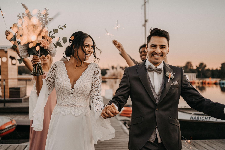 Hochzeitsfotos am See – gesehen bei frauimmer-herrewig.de