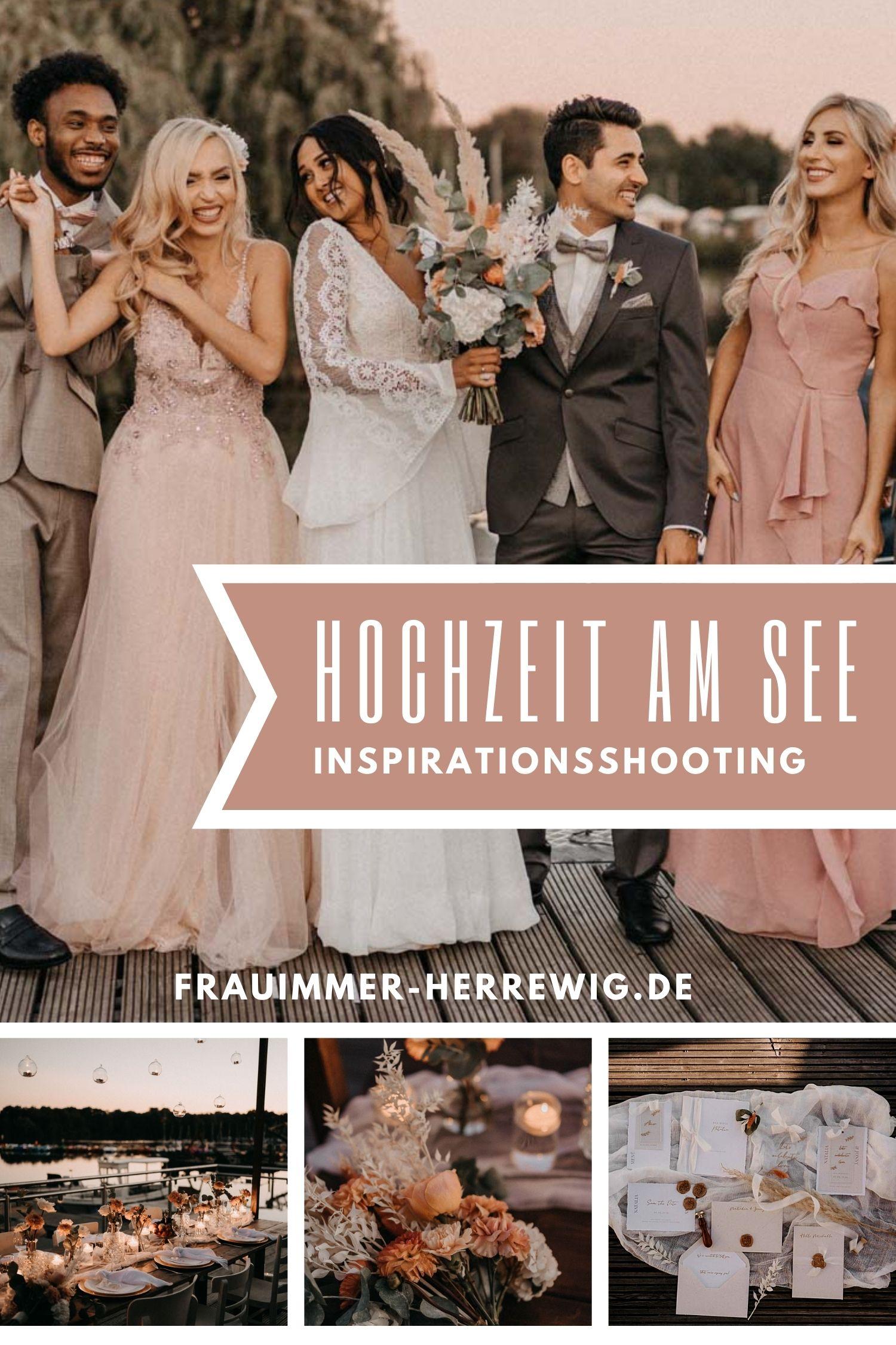 Hochzeit am see – gesehen bei frauimmer-herrewig.de