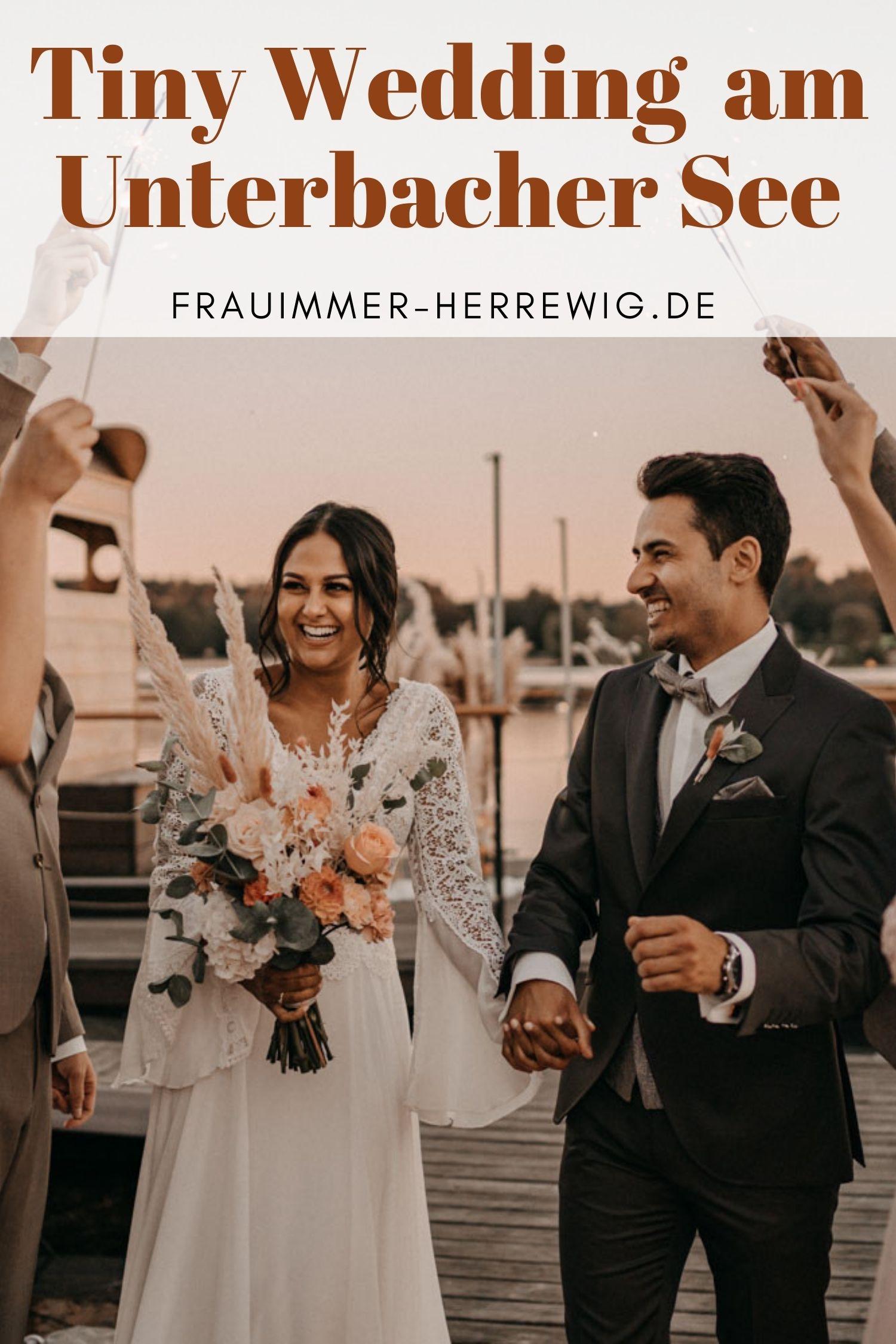 Tiny wedding unterbacher see – gesehen bei frauimmer-herrewig.de