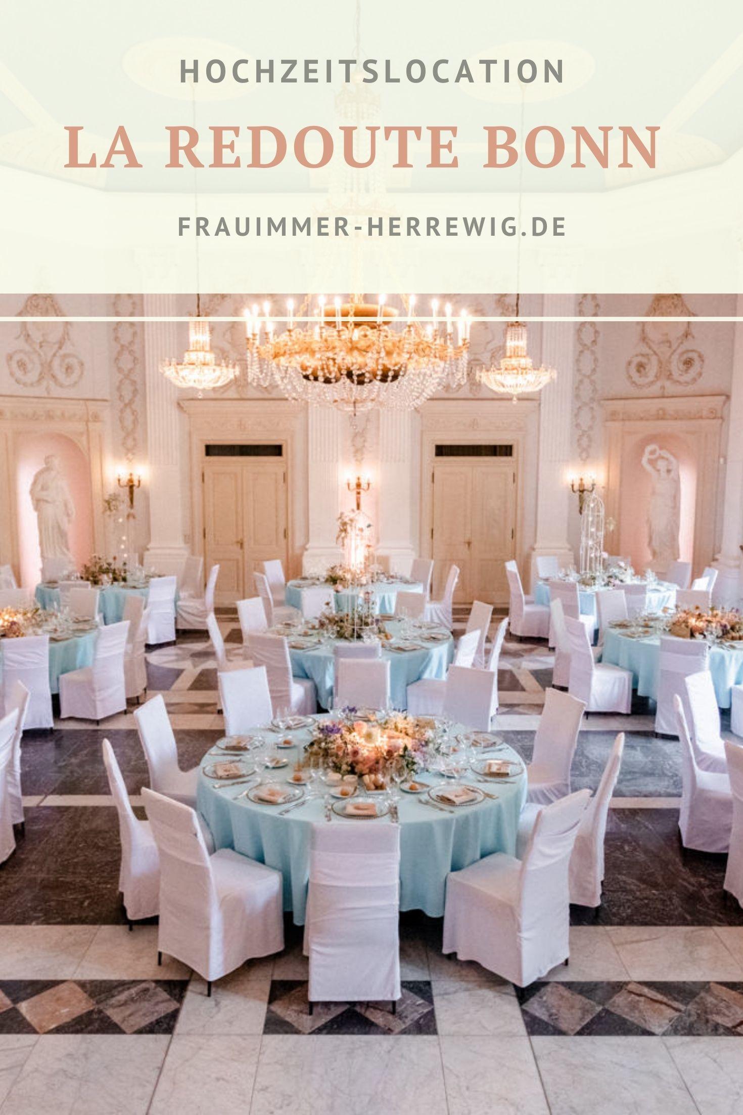 Hochzeitslocation la redoute bonn – gesehen bei frauimmer-herrewig.de