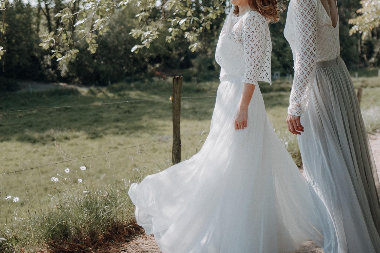 sommerliche Brautkleider – gesehen bei frauimmer-herrewig.de