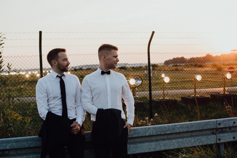 Queere männer, die frauen suchen