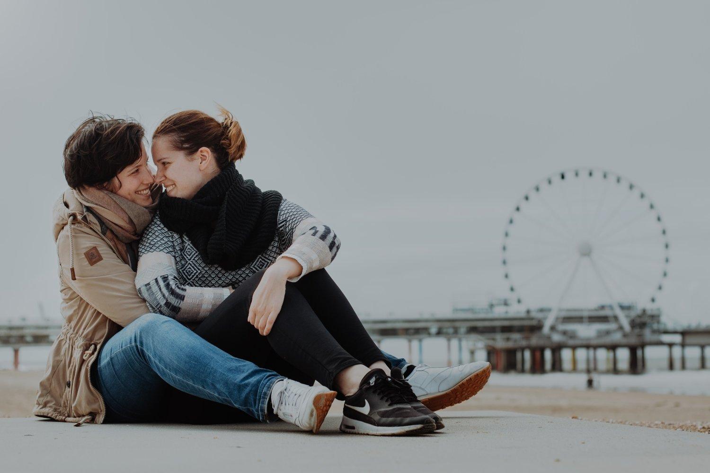 Paar Hetero-Paar Lesbisches Kinderwunsch