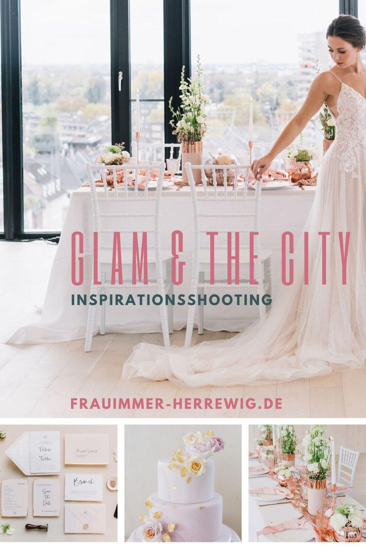 Glam and the city hochzeitsdeko 01 – gesehen bei frauimmer-herrewig.de