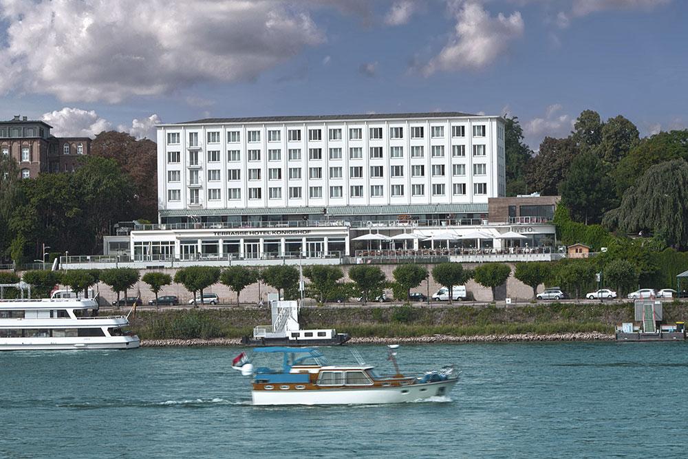 4-Sterne-Hotel AMERON Bonn Hotel Königshof  – gesehen bei frauimmer-herrewig.de