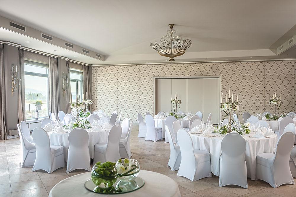 Hochzeitssaal Hochzeitslocation Bonn – gesehen bei frauimmer-herrewig.de
