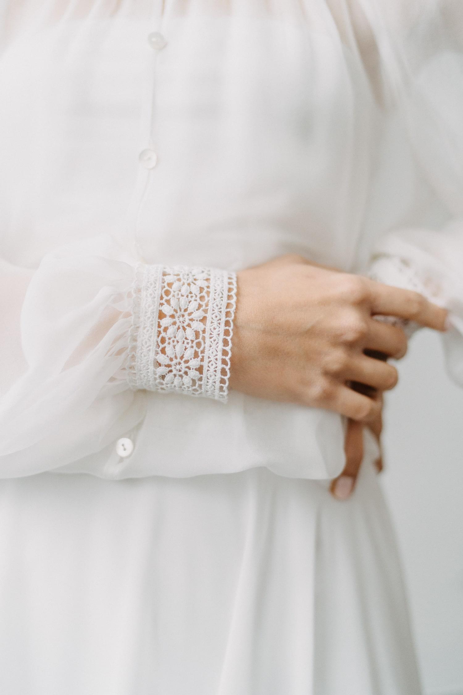 2021 Claudia Heller Brautmode Brautkleid Amber 4 min – gesehen bei frauimmer-herrewig.de
