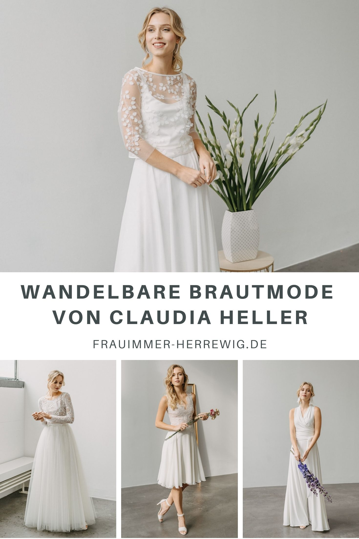 Claudia heller brautmode – gesehen bei frauimmer-herrewig.de
