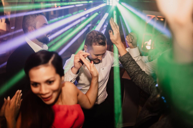 Hochzeitsfeier Party – gesehen bei frauimmer-herrewig.de