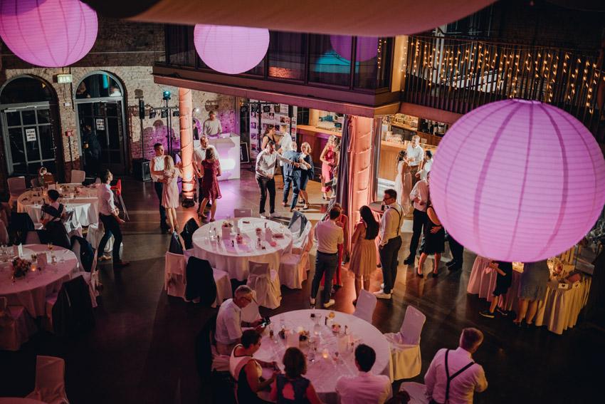Hochzeitslocation im Industrial Style – gesehen bei frauimmer-herrewig.de