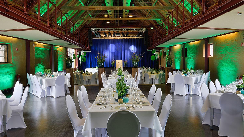 Hochzeitslocation Eltzhof Festsaal – gesehen bei frauimmer-herrewig.de