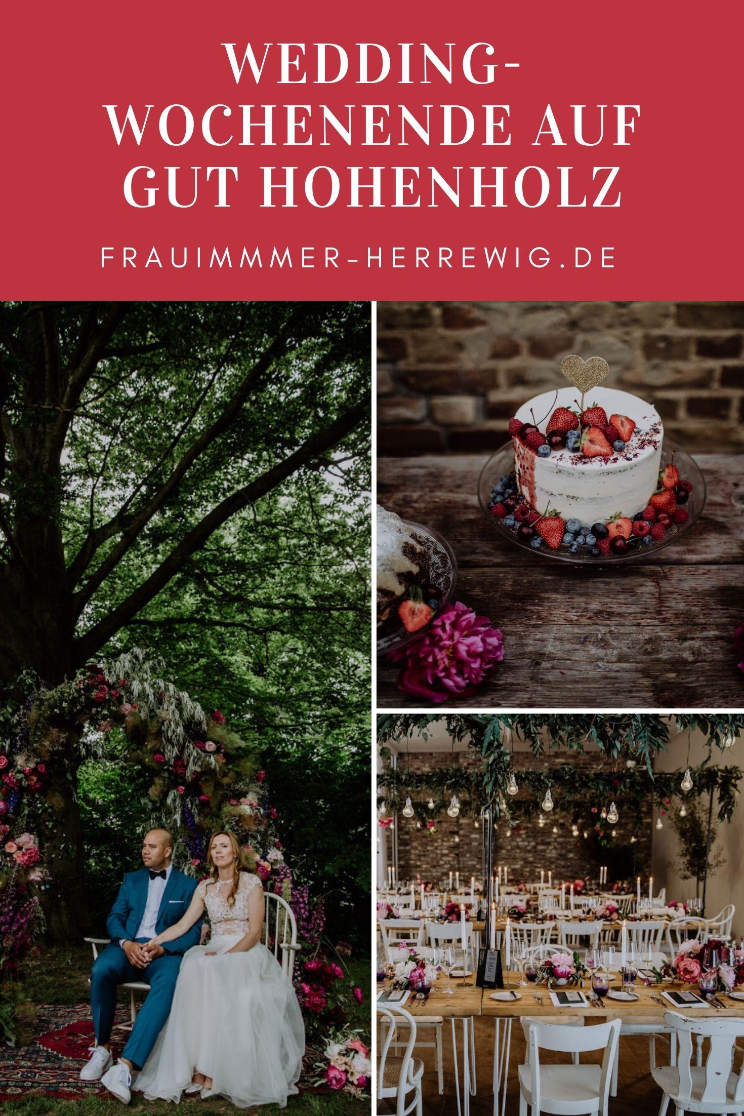 Hochzeit gut hohenholz – gesehen bei frauimmer-herrewig.de
