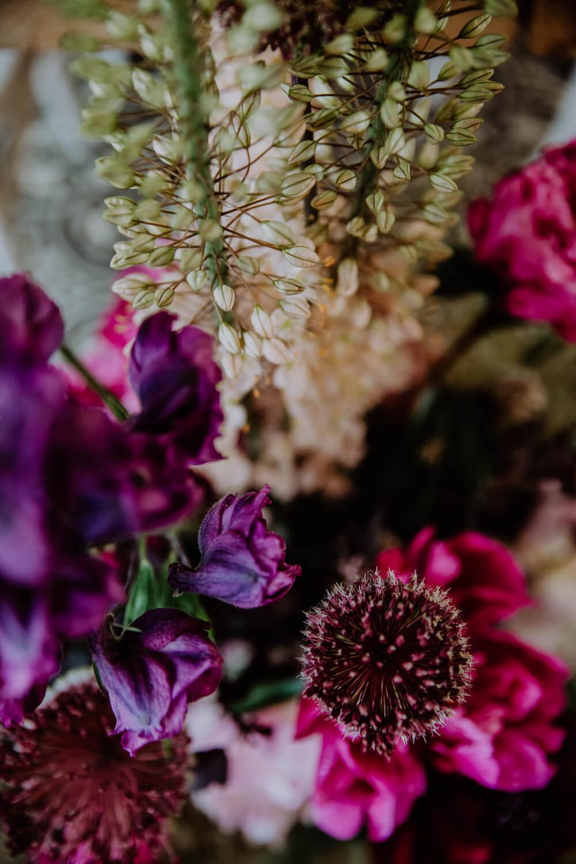 Blumendekoration Hochzeit – gesehen bei frauimmer-herrewig.de