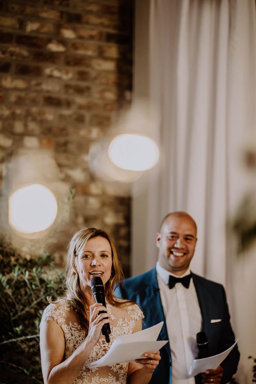 Ansprache des Brautpaars – gesehen bei frauimmer-herrewig.de