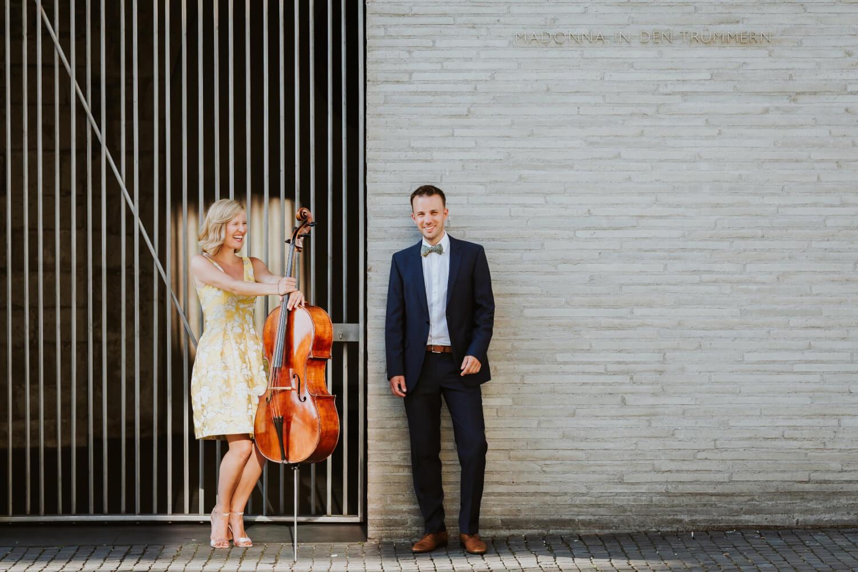Piano & Cello für die Trauung – gesehen bei frauimmer-herrewig.de