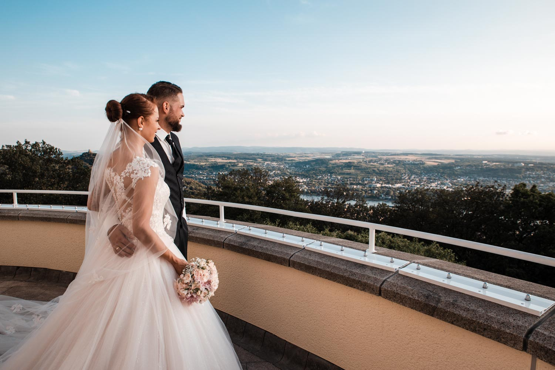 Hochzeit im Siebengebirge – gesehen bei frauimmer-herrewig.de
