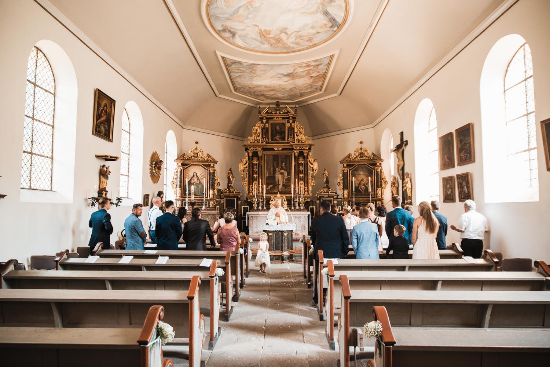 kirchliche Trauung auf dem Petersberg – gesehen bei frauimmer-herrewig.de