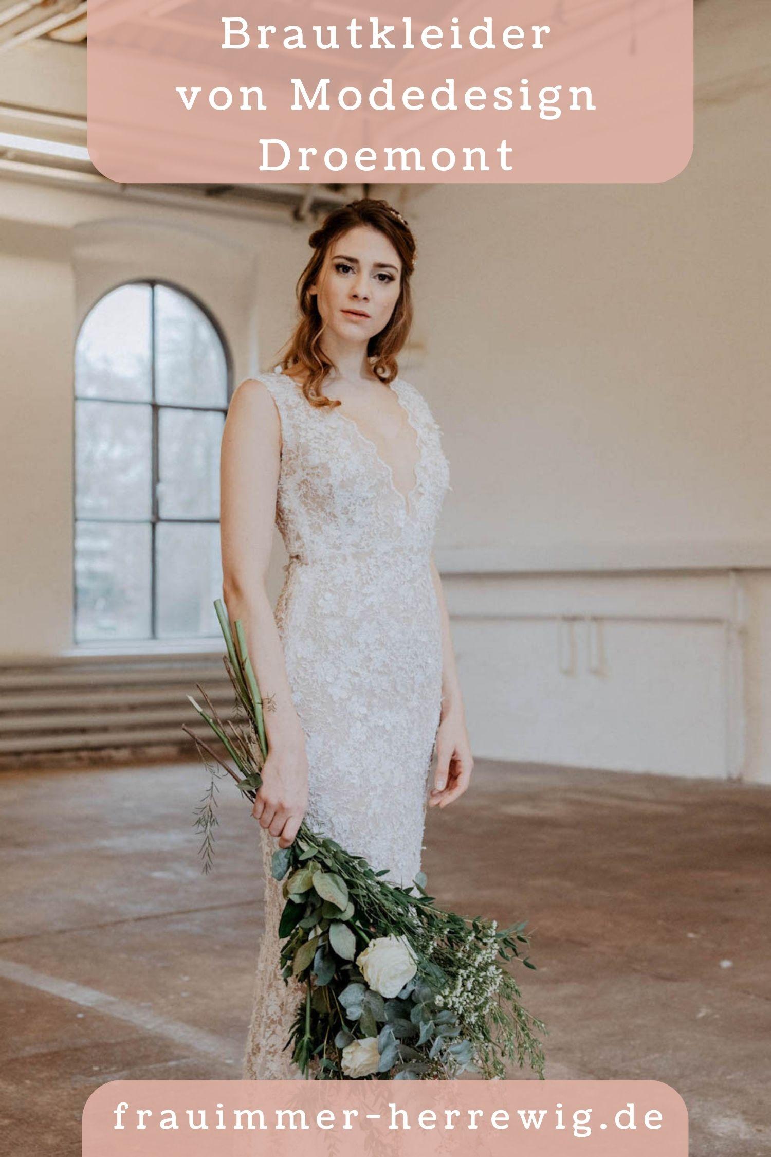 Brautkleider modedesign droemont – gesehen bei frauimmer-herrewig.de