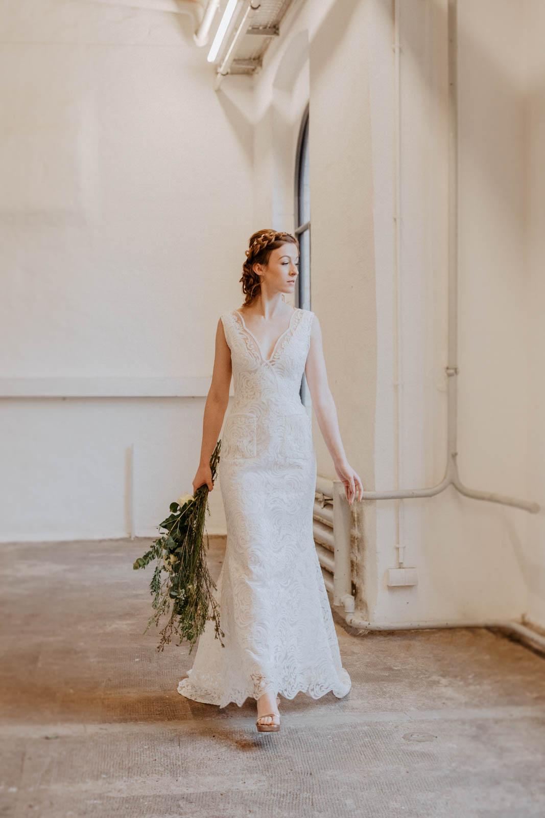 Hochzeitskleid mit Spitze – gesehen bei frauimmer-herrewig.de