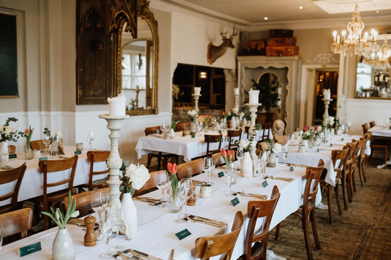 Hochzeitsessen Restaurant LA DÜ – gesehen bei frauimmer-herrewig.de