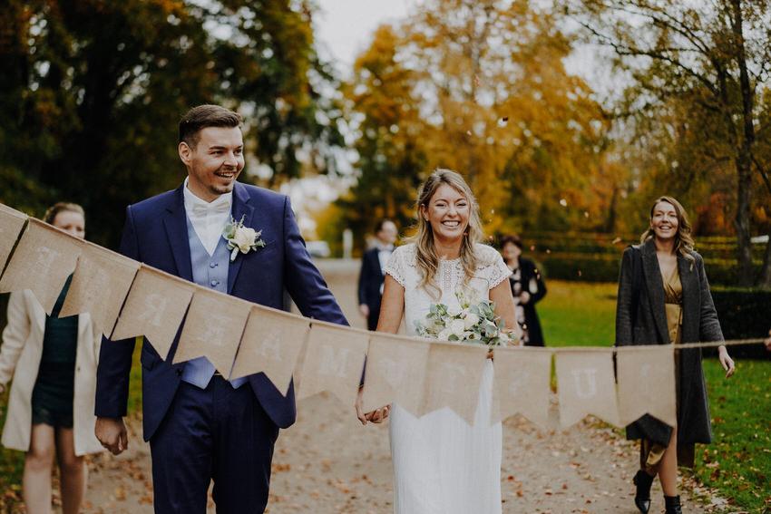Hochzeitsüberraschung im Park – gesehen bei frauimmer-herrewig.de