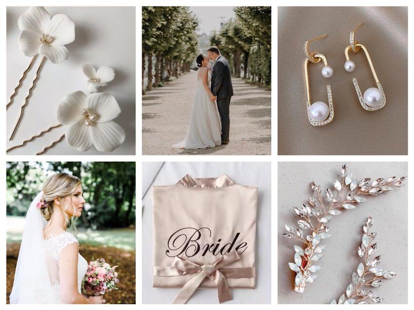 Braut Accessoires – gesehen bei frauimmer-herrewig.de