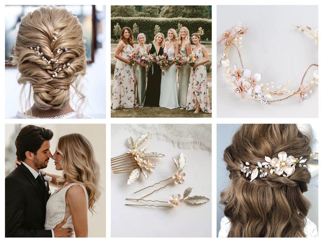 Hair und Make up für die Braut – gesehen bei frauimmer-herrewig.de
