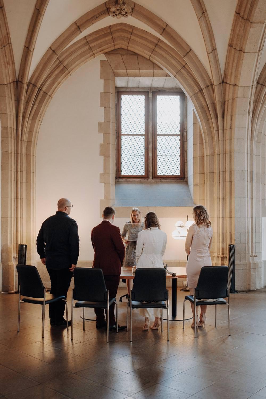 Trauung im alten Rathaus Köln – gesehen bei frauimmer-herrewig.de