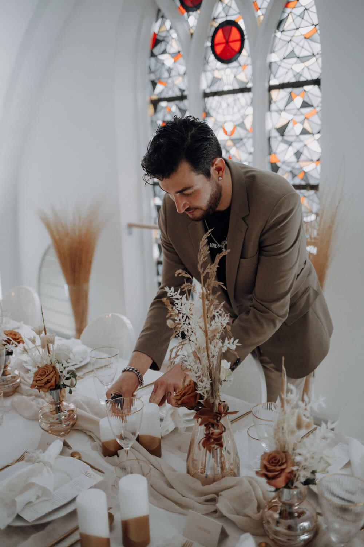 Wedding Design by Marvin Trevisi – gesehen bei frauimmer-herrewig.de