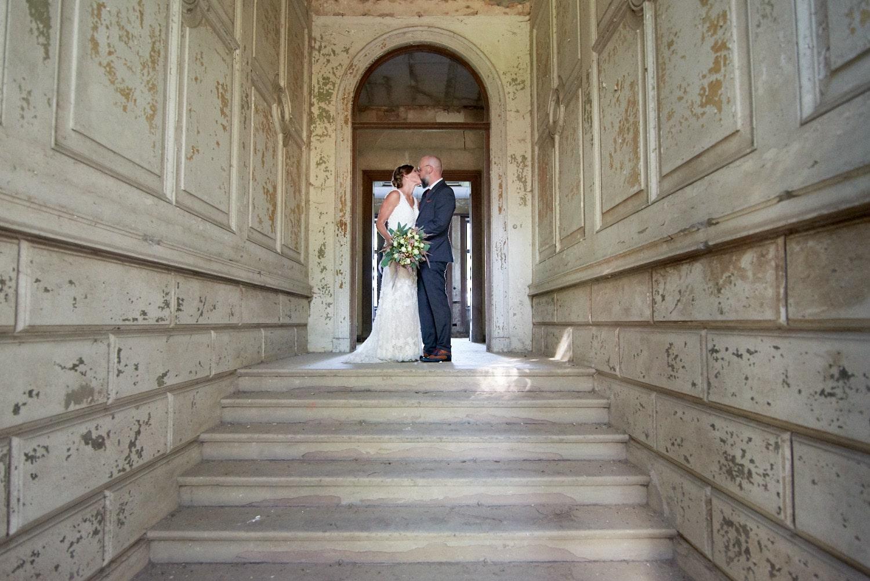 Fotoshooting auf der 20er-Jahre-Hochzeit – gesehen bei frauimmer-herrewig.de