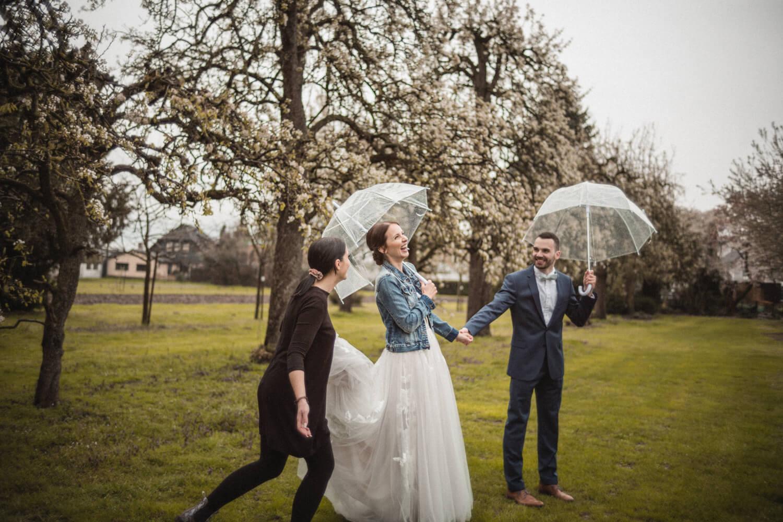 Hochzeit im Grünen – gesehen bei frauimmer-herrewig.de