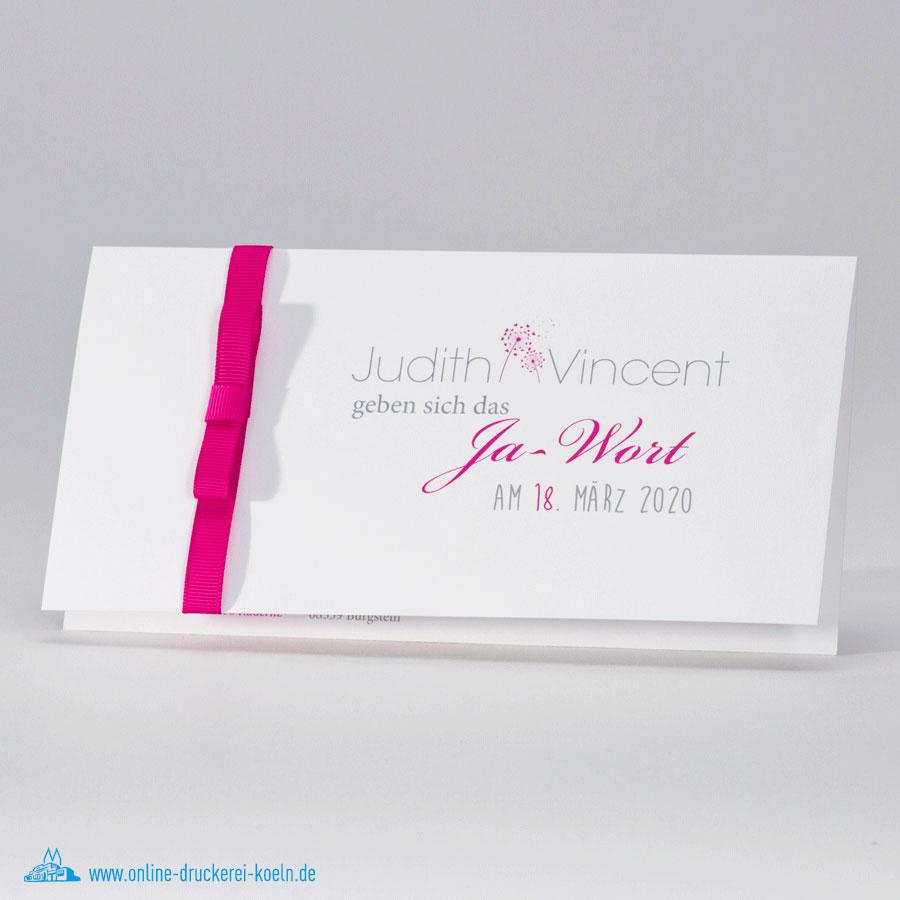 Hochzeitseinladungen Hochzeitskarten Menukarten Online Druckerei