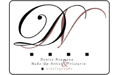 Denise Neumann Make up Artist & Friseurin