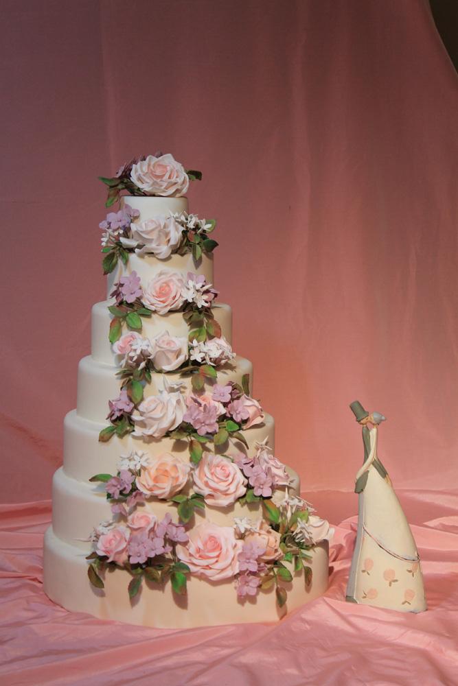 Individuelle Hochzeitstorte Köln - Schätzle, Die Tortenmanufaktur