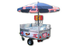 Mobile Hot Dog & Food Bar