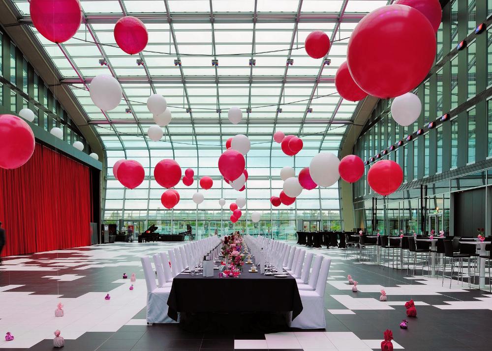 Hochzeitslocation Bonn Hochzeitsfeier Design Hotel Kameha Grand Bonn