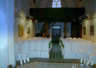 Klosterkapelle Trauungs Zeremonie - Copyright www.wingart.de – gesehen bei frauimmer-herrewig.de