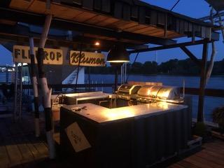 BBQ auf dem Hausboot – gesehen bei frauimmer-herrewig.de