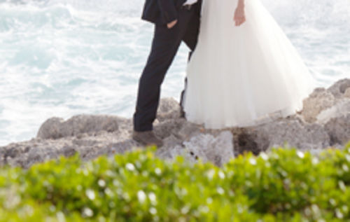 After Wedding Shooting Fotoshooting Strand Mallorca